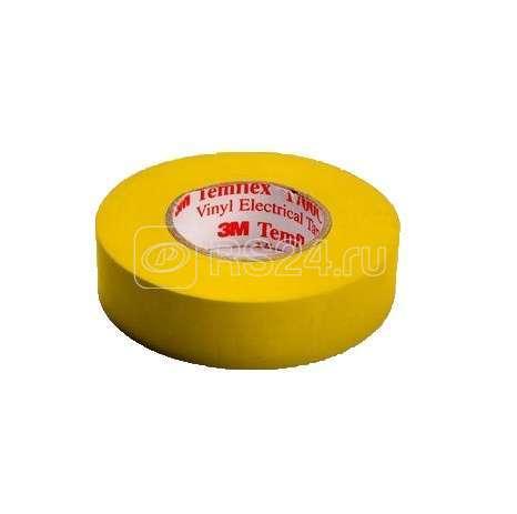Изолента ПВХ 15мм Temflex 1300 жел. (рул.10м) 3М 7100081320 купить в интернет-магазине RS24