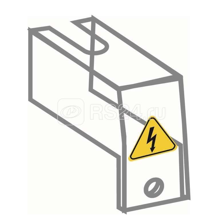 Крышка клеммная OTS40T1 для 4-го полюса OTP_40F_ ABB 1SCA105314R1001 купить в интернет-магазине RS24