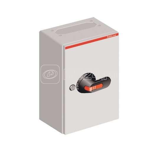 Рубильник 3п OTL100B3B 100А в боксе ABB 1SCA022562R8350 купить в интернет-магазине RS24