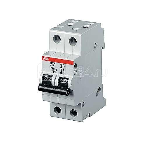 Выключатель автоматический модульный 2п Z 10А 25кА S202P ABB 2CDS282001R0428 купить в интернет-магазине RS24