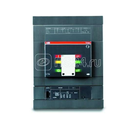 Выключатель авт. 3п T6H 630 TMA 630-6300 3p F F ABB 1SDA060206R1 купить в интернет-магазине RS24