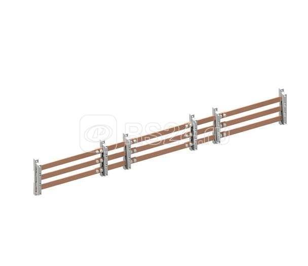 Шина медная ZX2238 30х5мм 3PW V1; A1 ABB 2CPX042644R9999 купить в интернет-магазине RS24
