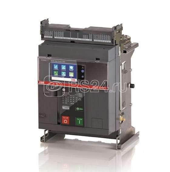 Выключатель авт. 3п E1.2B 1000 Ekip Hi-Touch LSI 3p WMP выкат. ABB 1SDA072138R1 купить в интернет-магазине RS24