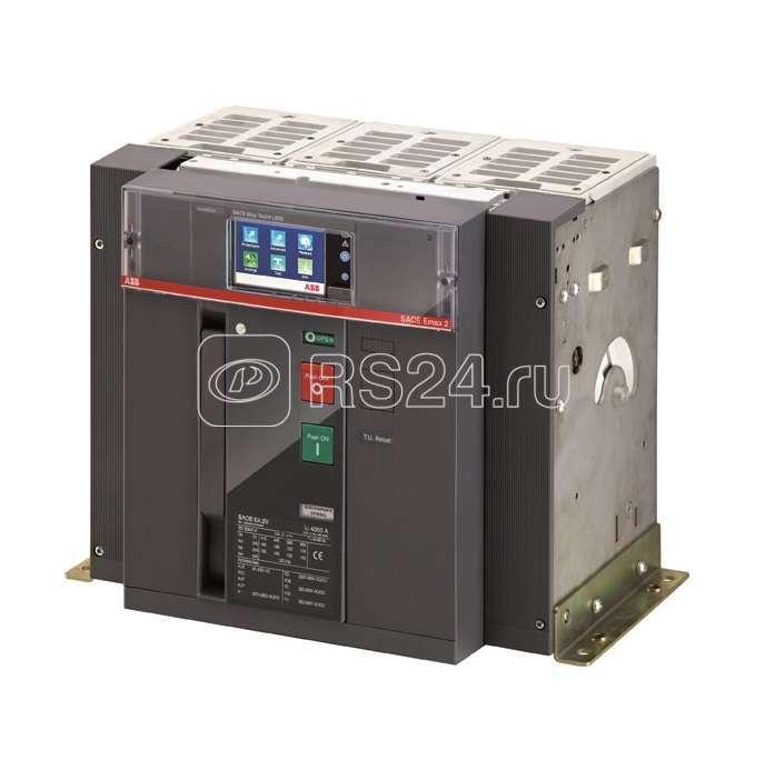 Выключатель авт. 3п E4.2H 3200 Ekip Dip LSI 3p FHR стац. ABB 1SDA071162R1 купить в интернет-магазине RS24