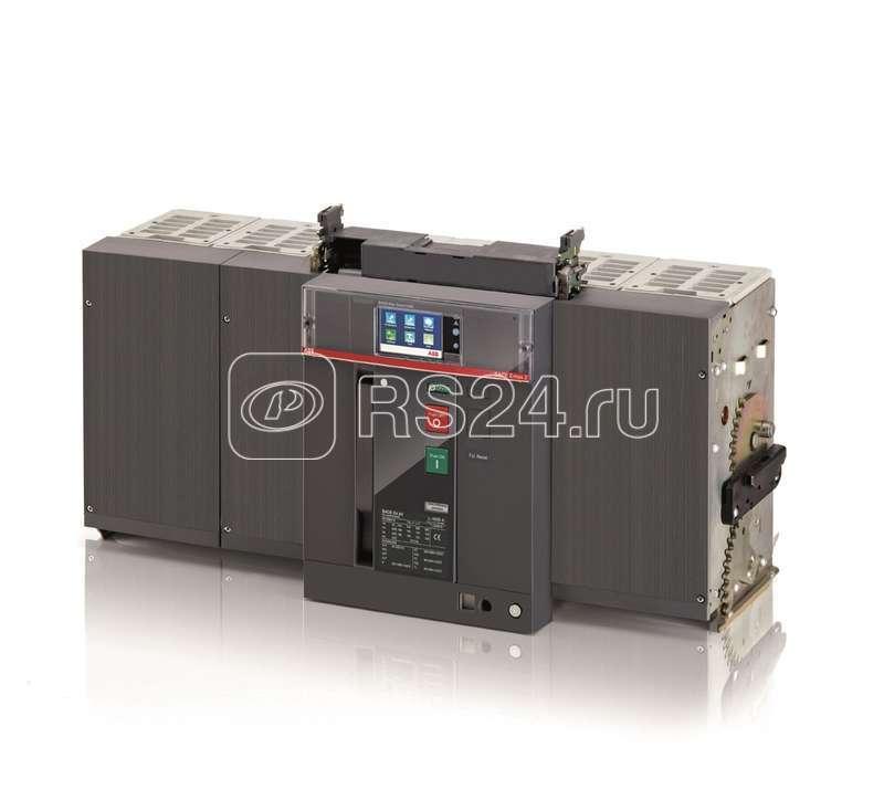 Выключатель авт. 3п E6.2V 6300 Ekip G Hi-Touch LSIG 3p WMP выкат. ABB 1SDA072660R1 купить в интернет-магазине RS24