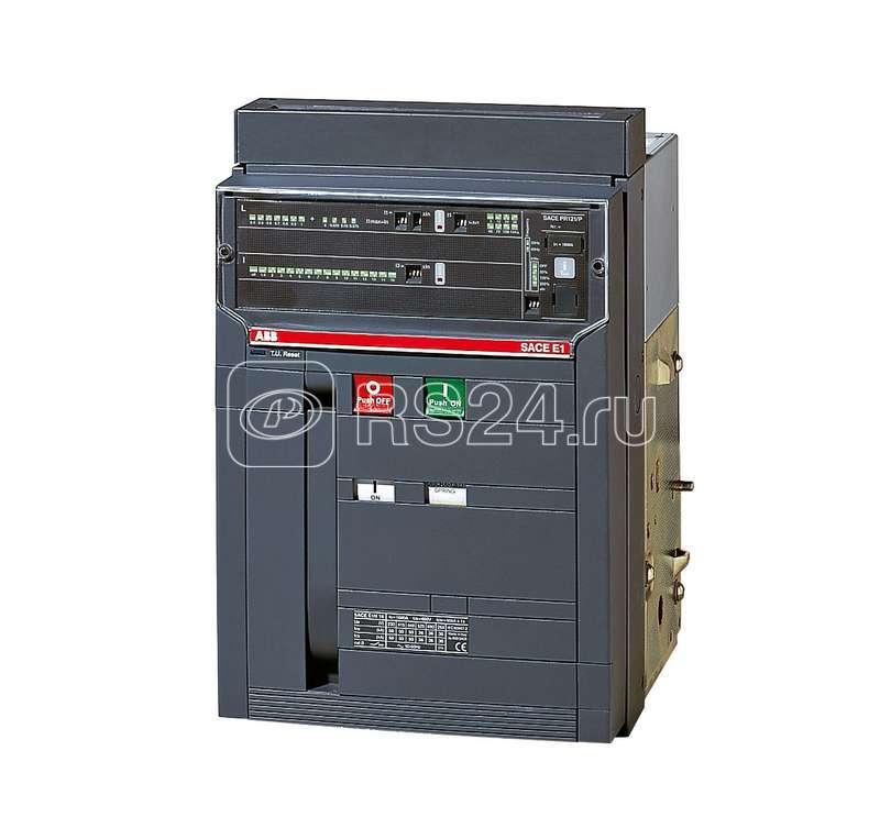 Выключатель авт. 4п E1N 800 PR121/P-LSI In=800А 4p W MP выкат. ABB 1SDA055721R1 купить в интернет-магазине RS24