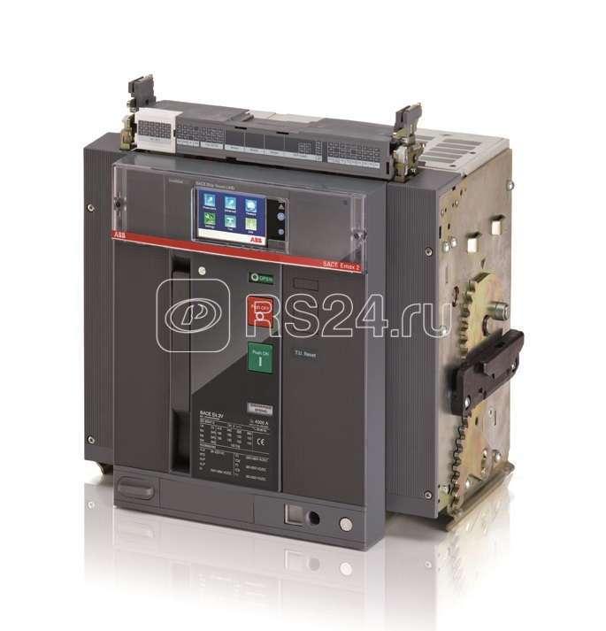Выключатель авт. 4п E4.2H 4000 Ekip G Touch LSIG 4p WMP выкат. ABB 1SDA073197R1 купить в интернет-магазине RS24