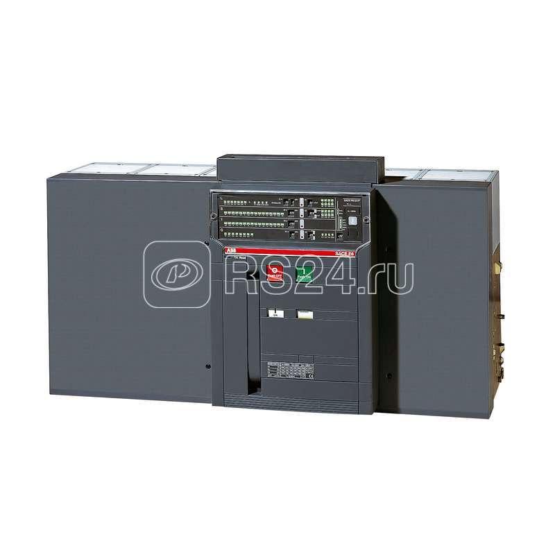 Выключатель авт. с полноразмерной нейтралью 4п E6H/f 6300 PR122/P-LSIG In=6300А 4p F HR стац. ABB 1SDA055589R1 купить в интернет-магазине RS24