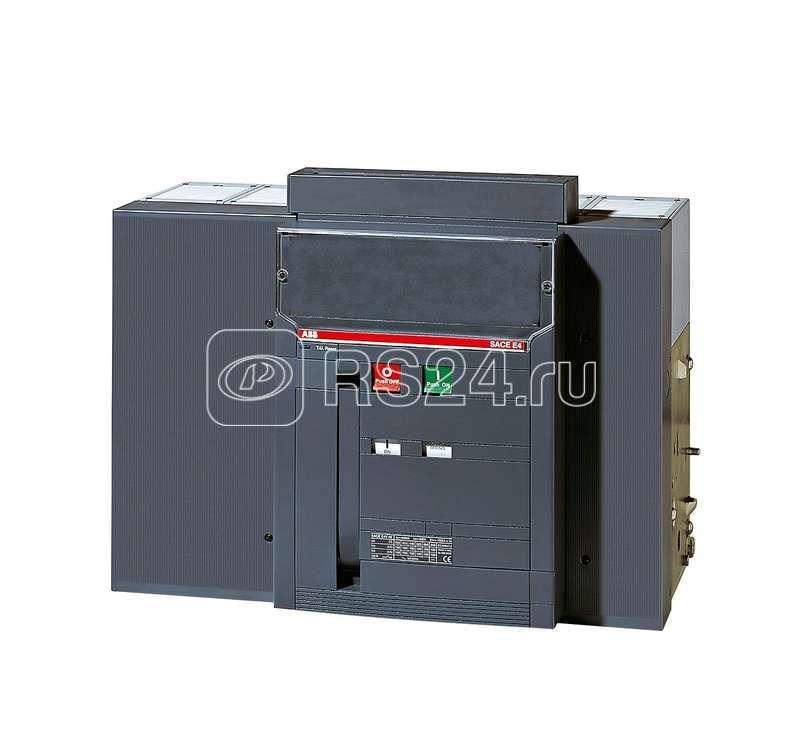 Выключатель-разъединитель 3п E4S/MS 4000 3p F HR стац. ABB 1SDA058997R1 купить в интернет-магазине RS24