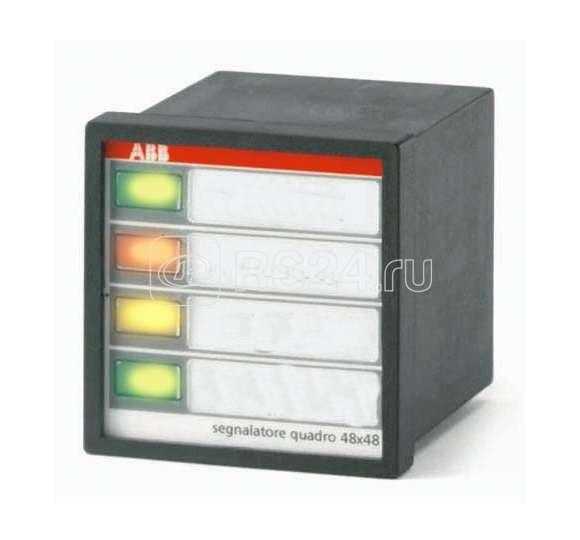 Индикатор светодиодный SL-4-115V/48 ABB 2CSG421010R3001 купить в интернет-магазине RS24