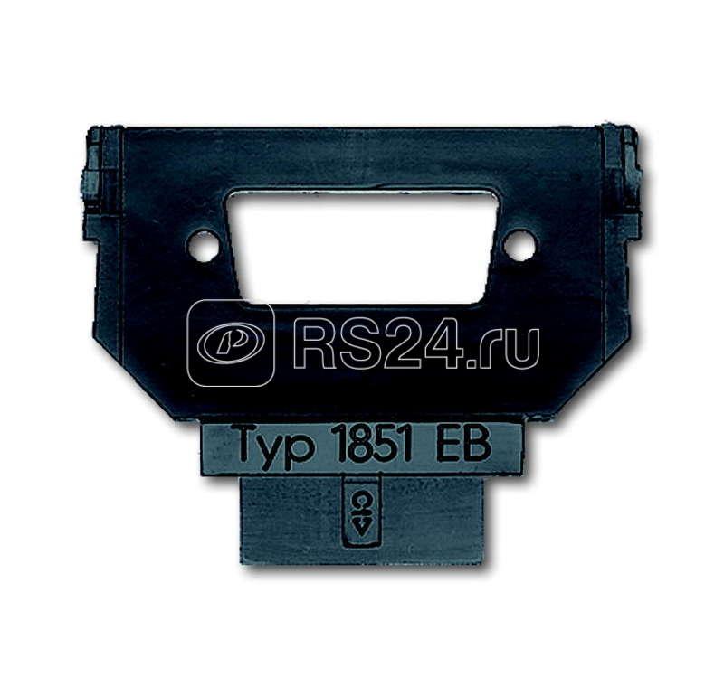 Суппорт (цоколь) для разъема D-Sub 15-полюсов ABB 1764-0-0026 купить в интернет-магазине RS24