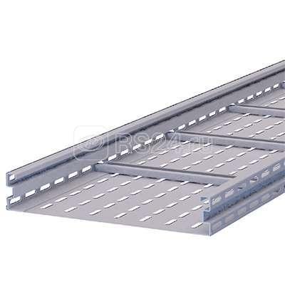 Лоток лестничный с перфорированным дном LHT 800х100 L3000 сталь 2мм гор.оцинк. ASD-electric LHT-PB.8010.3020.HDZ купить в интернет-магазине RS24