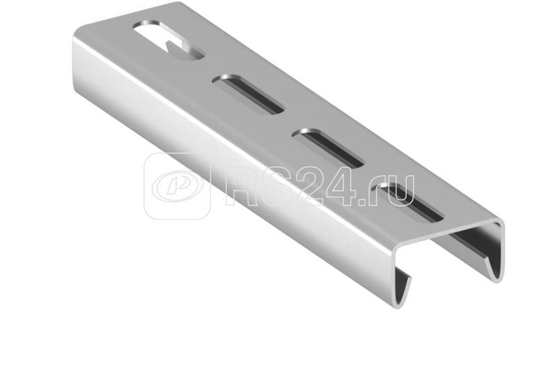 Профиль STRUT PL21 L300 сталь 1.5мм оцинк. ASD-electric PL.21.0315 купить в интернет-магазине RS24