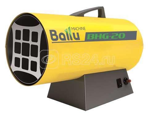 Пушка тепловая газ. BHG 75кВт 2300куб.м/ч BHG-85 Ballu НС-1011969 купить в интернет-магазине RS24