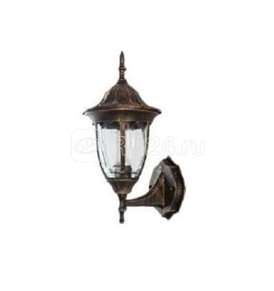 Светильник 4501 60Вт E27 IP43 улично-садовый бронза Camelion 10527 купить в интернет-магазине RS24