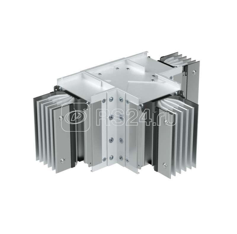 Отвод Т-образ. горизонт. спец. исполнение тип 1 Al 3P+N+Pe 2500А IP55 DKC PTA25EHTE5AA000 купить в интернет-магазине RS24