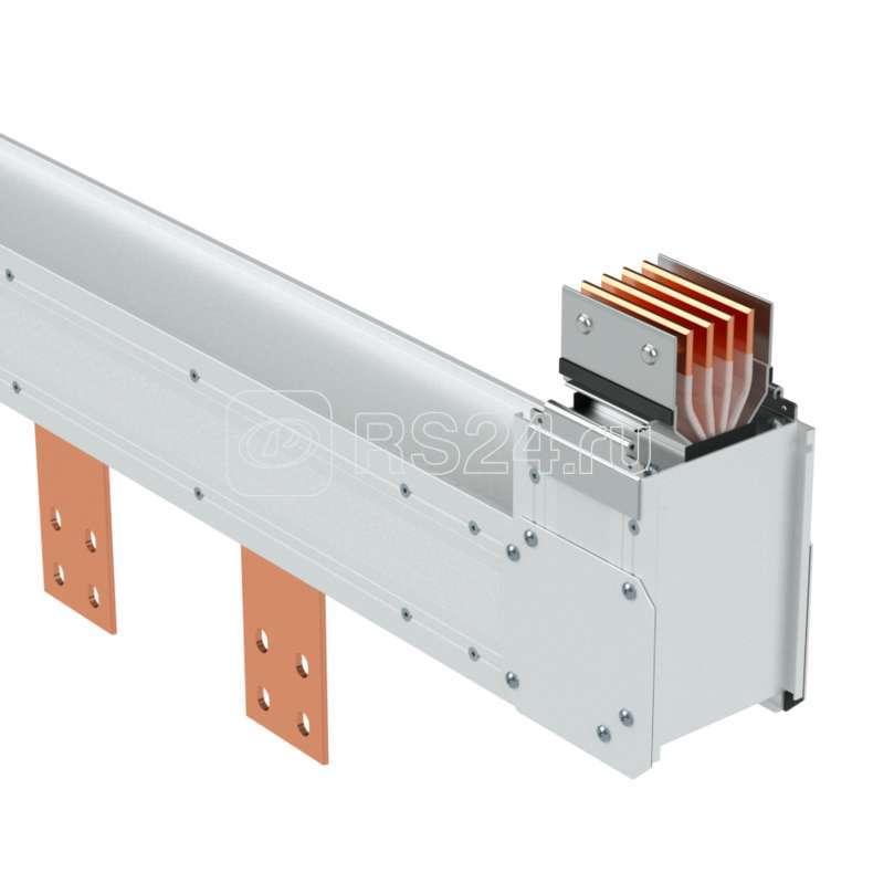 Угол верт. + секция подключения к сухому трансформатору тип 4 Cu 3P+N+Pe 800А IP55 DKC PTC08EVTP4AA000 купить в интернет-магазине RS24