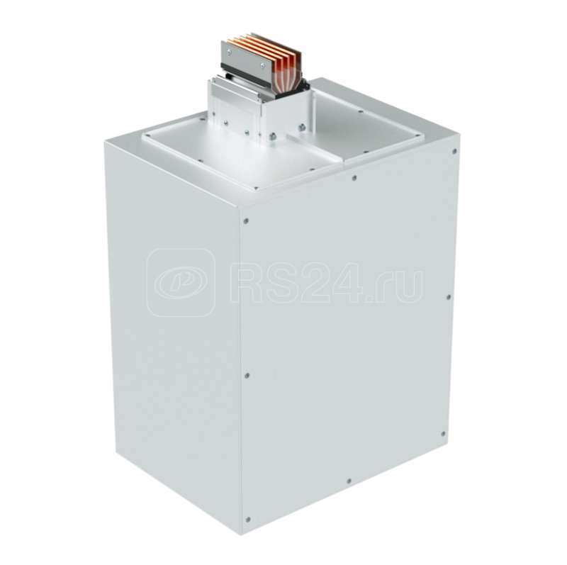 Секция кабельная спец. исполнение верт. установки тип 3 Cu 3P+N+Pe+Fe/2 1250А IP55 ДКС PTC13IFVR3AA000 купить в интернет-магазине RS24
