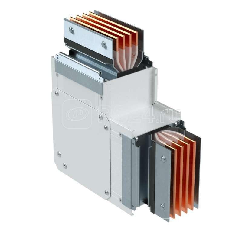 Угол верт. спец. исполнение тип 1 Cu 3P+N+Pe+Fe/2 3200А IP55 DKC PTC32IVEL3AA000 купить в интернет-магазине RS24
