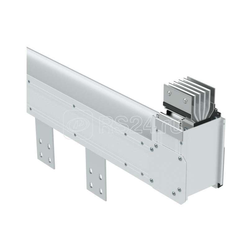 Угол верт. + секция подключения к сухому трансформатору тип 2 Al 3P+N+Pe+Fe 630А IP55 DKC PTA06GVTP2AA000 купить в интернет-магазине RS24