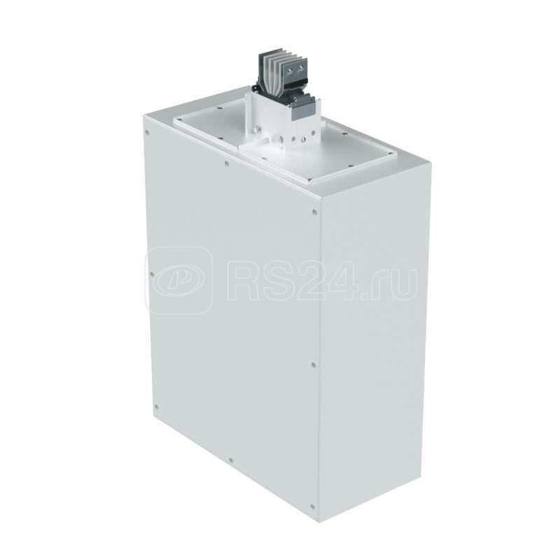 Секция кабельная спец. исполнение центральная тип 4 Al 3P+N+Pe+Fe 5000А IP55 ДКС PTA50GCFE4AA000 купить в интернет-магазине RS24