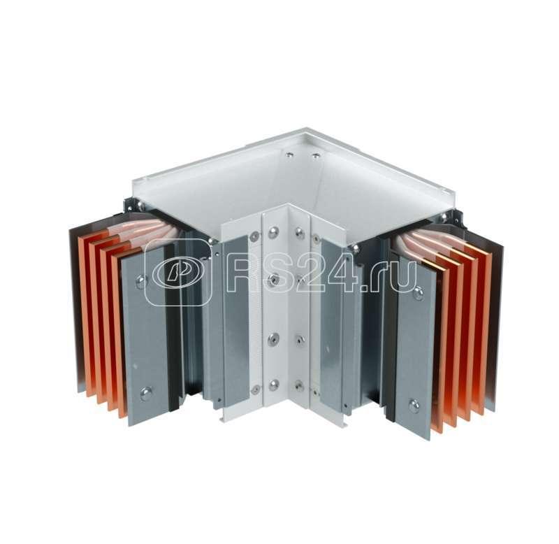 Угол горизонт. спец. исполнение тип 2 Cu 3P+N+Pe+Fe 6400А IP55 ДКС PTC64GHEL4AA000 купить в интернет-магазине RS24