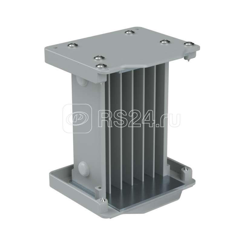Заглушка шинопровода торцевая Al=5000А Cu=6400А 2B240 5P ДКС PTN99UECO1AA000 купить в интернет-магазине RS24