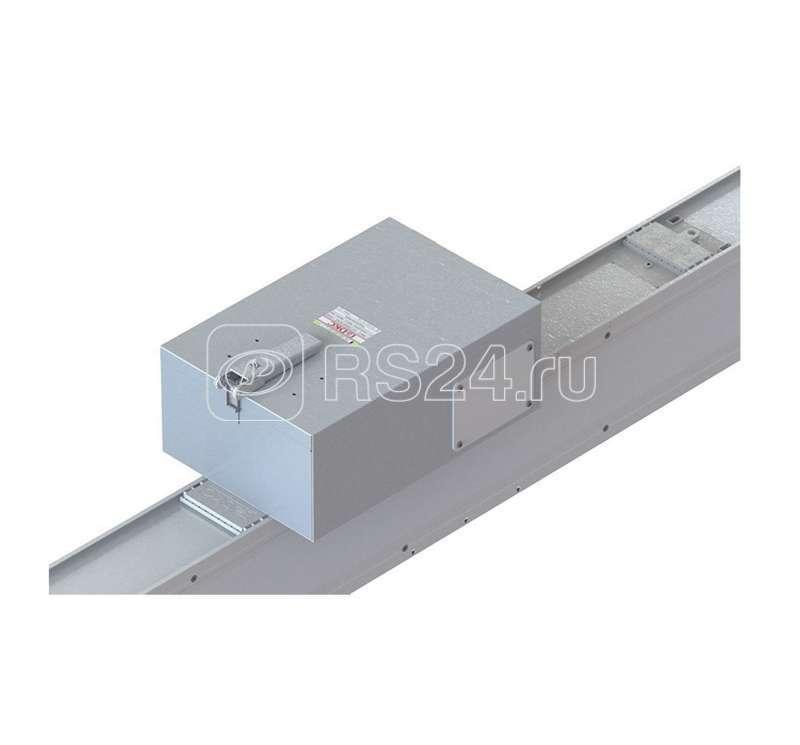 Коробка отвода мощности + разъединитель + предохранитель 3P+N+Fe 63А ДКС PTN90GTCD2AA000 купить в интернет-магазине RS24
