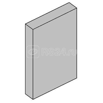 Пластина защитная осн. 100 (мет.) боковая IP44 DKC 30574