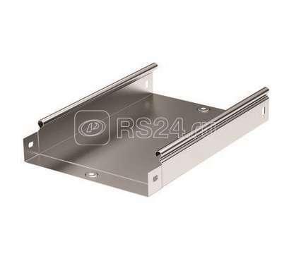 Лоток листовой неперфорированный 200х50 L3000 сталь 0.7мм RAL9003 ДКС 35024RAL9003 купить в интернет-магазине RS24