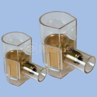 Колодка клеммная соединительная поликарбонад 1х2.5мм 1р (уп.25шт) DKC B25