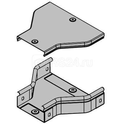 Переходник для лотка RRC симметричный 300/80 H80 DKC 36286