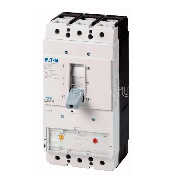 Выключатель автоматический 3п 400А 50кА LZMN3-A400-I A EATON 111967 купить в интернет-магазине RS24