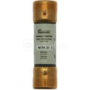 Предохранитель без токоограничения 250В АС/125В DC K5 EATON NON-30 купить в интернет-магазине RS24