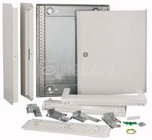 Щит распределительный настенного монтажа 105х805х1565 BP-O-800/15-FLAT EATON 113176 купить в интернет-магазине RS24