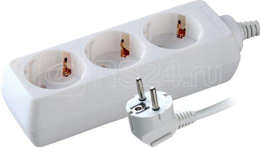 Удлинитель 3х5м с заземл. 16А IP20 S 3х5-Z 2200Вт Volsten 9314 купить в интернет-магазине RS24