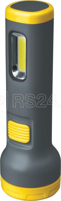 Фонарь 14 035 NPT-CP21-ACCU пласт.1LED 1Вт+1COB 1Вт акк. 3.7В 1200мА.ч Navigator 14035 купить в интернет-магазине RS24