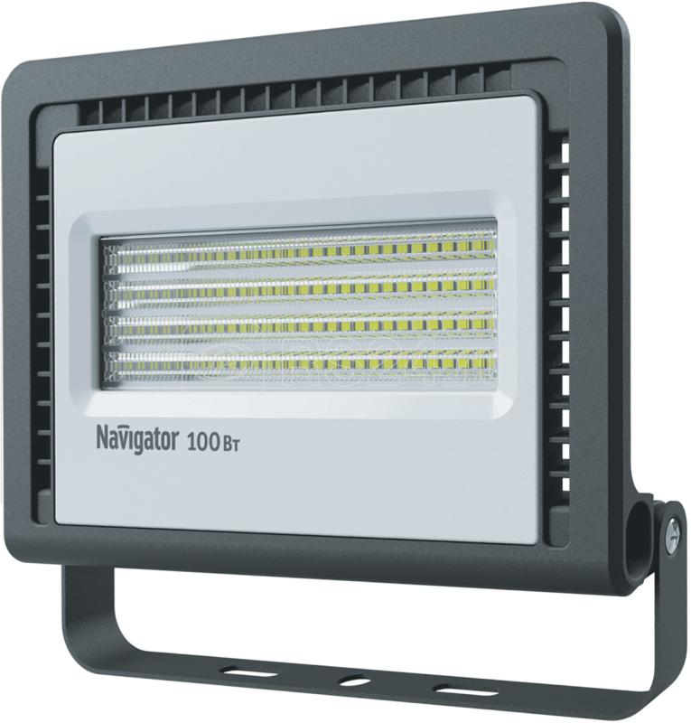 Прожектор светодиодный 14 150 NFL-01-100-6.5K-LED 100Вт IP65 6500К Navigator 14150 купить в интернет-магазине RS24