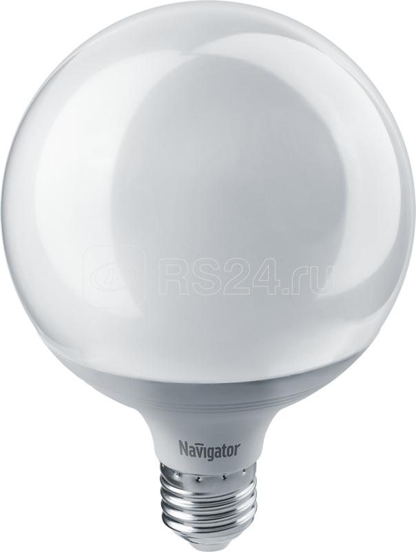 Лампа 14 164 NLL-G120-18-230-2.7K-E27 Navigator 14164 купить в интернет-магазине RS24