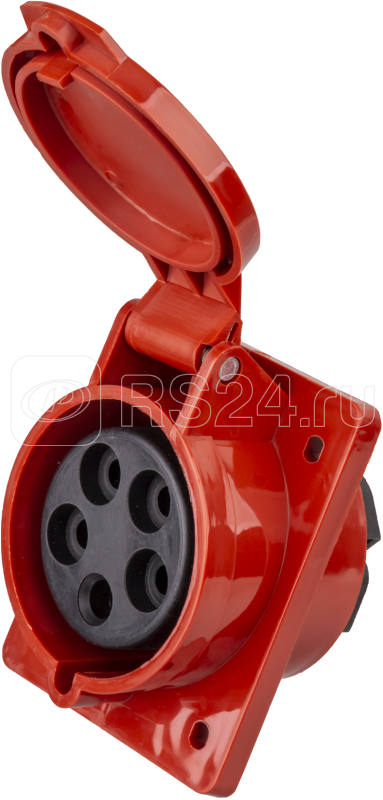 Розетка 14 317 NCA-SR425-32-380 стационарная скрытая 32А 3P+N+PE IP44 Navigator 14317 купить в интернет-магазине RS24