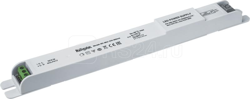 Драйвер 61 008 D02-36W-54V-600mA Navigator 61008 купить в интернет-магазине RS24