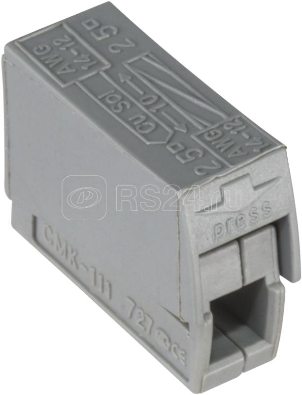 Клемма монтажная 61 070 NTC-CMK-101-2 (уп.5шт) Navigator 61070 купить в интернет-магазине RS24