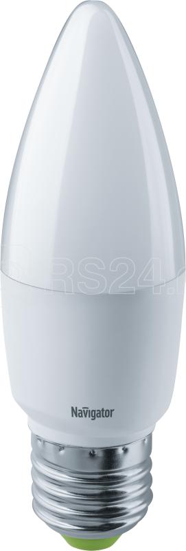 Лампа светодиодная 61 329 NLL-C37-8.5-230-6.5K-E27-FR Navigator 61329 купить в интернет-магазине RS24