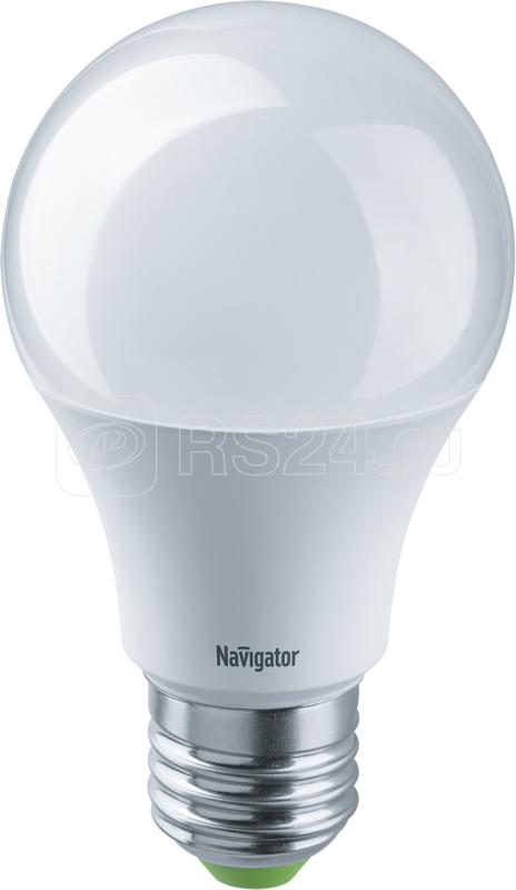 Лампа светодиодная 61 473 NLL-A60-7-12/24-4K-E27 (низковольтная) Navigator 61473 купить в интернет-магазине RS24