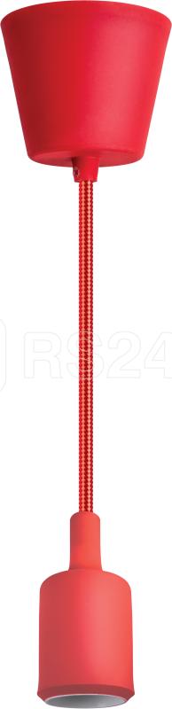 Светильник 61 524 NIL-SF02-011-E27 60Вт 1м пласт. красн. Navigator 61524 купить в интернет-магазине RS24