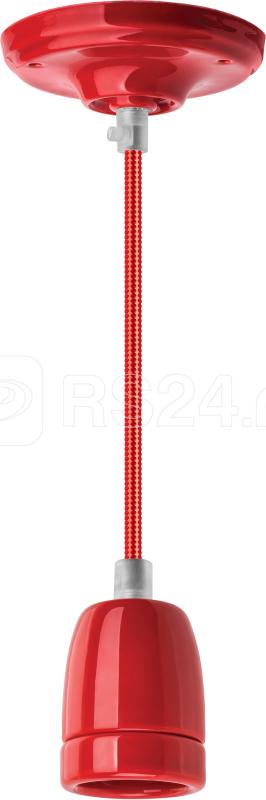 Светильник 61 531 NIL-SF03-011-E27 60Вт 1м керам. красн. Navigator 61531 купить в интернет-магазине RS24