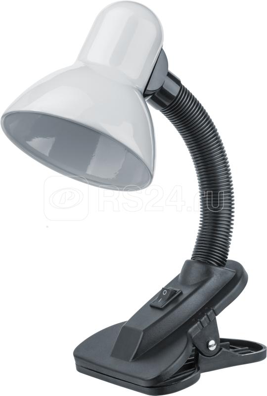 Светильник 61 639 NDF-C011-60W-WH-E27 прищепка бел. Navigator 61639 купить в интернет-магазине RS24