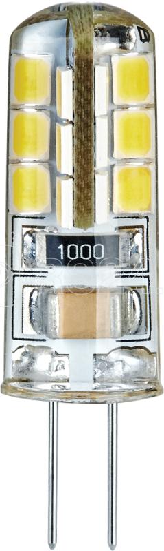 Лампа светодиодная 71 347 NLL-S-G4-2.5-230-3K 2.5Вт 3000К тепл. бел. G4 170лм 220-240В Navigator 71347 купить в интернет-магазине RS24