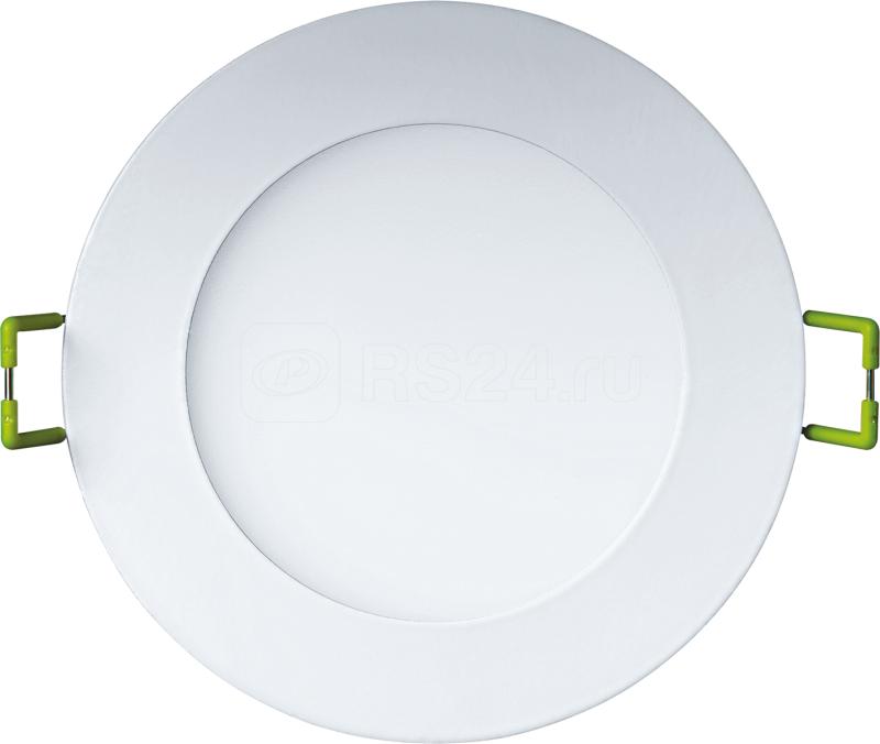 Светильник 71 374 NLP-R1-7W-R120-830-WH-LED 7Вт 3000К IP20 d120 Navigator 71374 купить в интернет-магазине RS24