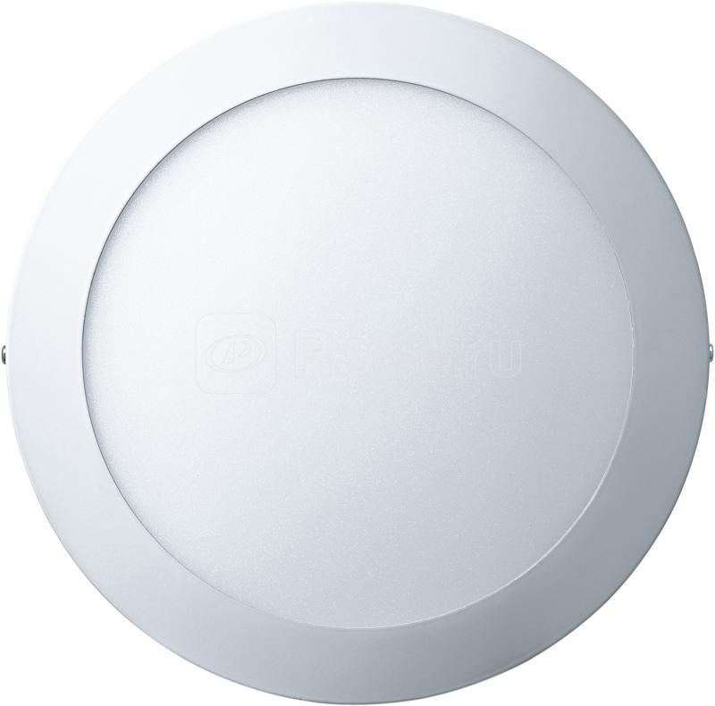 Светильник 71 394 NLP-RW1-18W-R225-840-WH-LED 18Вт 4000К IP20 d225 Navigator 71394 купить в интернет-магазине RS24
